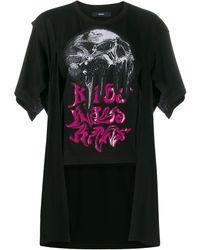 DIESEL - Kaos レイヤード Tシャツ - Lyst