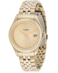 Timex Waterbury Traditional 34mm Watch - Metallic