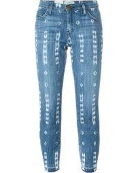 Current/Elliott - Distressed Jeans - Lyst