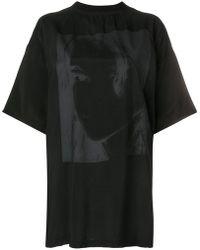 Anntian - Dry Flower Print Shirt - Lyst
