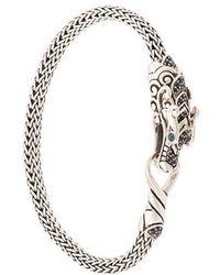 John Hardy - Legends Naga Extra-small Bracelet - Lyst