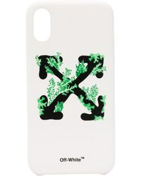 Off-White c/o Virgil Abloh IPhone 11-Hülle - Weiß