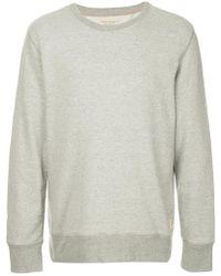 Nudie Jeans - Relaxed Fit Sweatshirt - Lyst