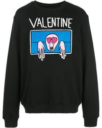 Haculla Valentine スウェットシャツ - ブラック