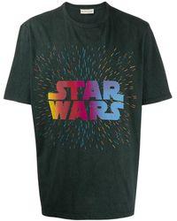 Etro - Camiseta de Star Wars con eslogan - Lyst