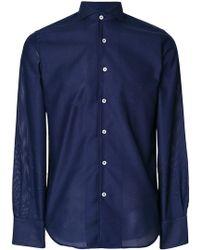 Canali - Long-sleeve Shirt - Lyst