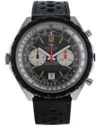 Breitling 1970 Pre-owned Navitimer 47mm - Black