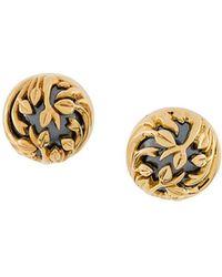 Kasun - Pearl Studded Earrings - Lyst