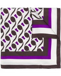 DSquared² - パターン スカーフ - Lyst