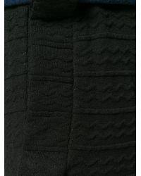 Bernhard Willhelm Drop-crotch Shorts - Black