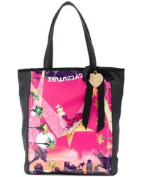Juicy Couture - Printed Shopper Tote - Lyst