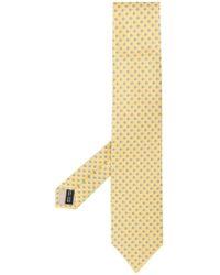 Ferragamo - Turtle Print Tie - Lyst