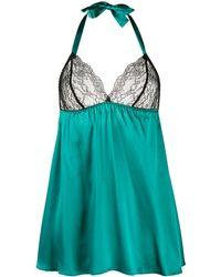 Gilda & Pearl Nachthemd - Groen