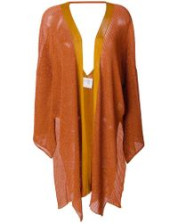 Forte Forte - Knitted Kimono - Lyst