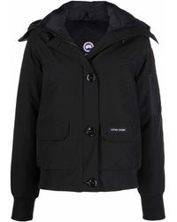 Canada Goose Chilliwack パデッドジャケット - ブラック
