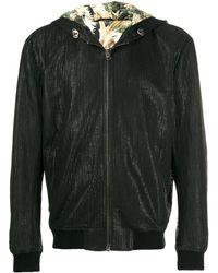 Etro Куртка-бомбер На Молнии - Черный