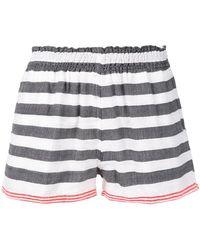 lemlem - Striped Shorts - Lyst