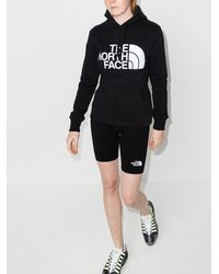 The North Face ドローストリング パーカー - ブラック