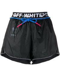 Off-White c/o Virgil Abloh Shorts NRG X Nike - Nero