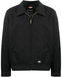 Dickies Construct Jacke mit Reißverschluss - Schwarz