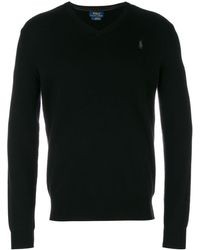 Polo Ralph Lauren - クラシック Vネックセーター - Lyst
