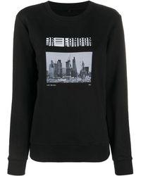 David Koma London スウェットシャツ - ブラック