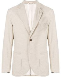 East Harbour Surplus - Single Breasted Blazer - Lyst