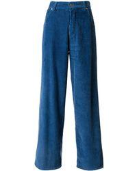 Maggie Marilyn Strike A Chord Trousers - Blue