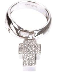 Gavello - Cross Ring - Lyst