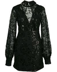 Alexis - Mini-robe Franciska à ornements - Lyst