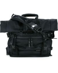 AS2OV Cordura Dobby 305d 2way Bag - Black