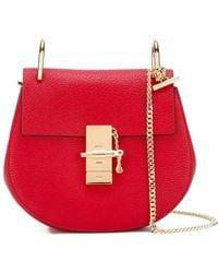Chloé - Chloé Drew Shoulder Bag - Lyst