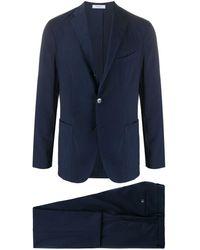 Boglioli Two-piece Suit - Blue