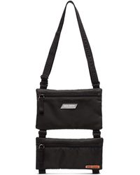 Heron Preston - Double-pouch Crossbody Bag - Lyst