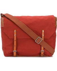 Ally Capellino Bolso satchel Jeremy - Rojo