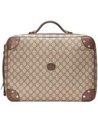 Gucci GG スプリーム ビジネスバッグ - マルチカラー