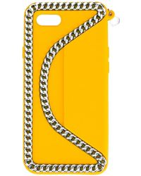 Stella McCartney Cover iPhone 6s - Giallo