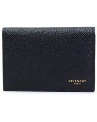 Givenchy Klappbares Kartenetui - Schwarz