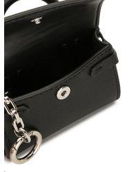 Karl Lagerfeld K/ikon Bag Keychain - Black