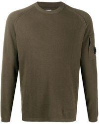 C P Company - ロゴ セーター - Lyst