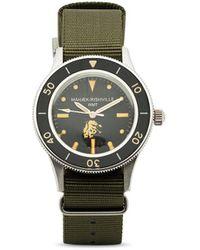Maharishi Riverine Diver 41mm - Green