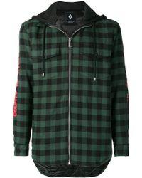 Marcelo Burlon - Never Sleep shirt jacket - Lyst