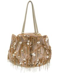 Jamin Puech - Bead Embellished Tote Bag - Lyst