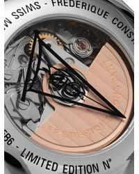 Frederique Constant Reloj Runabout RHS Chronograph Automatic de 42mm - Gris
