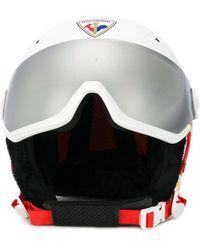 Rossignol Защитный Шлем Allspeed С Полосками - Многоцветный