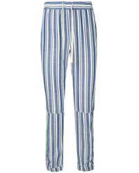 lemlem - Abel Drawstring Trousers - Lyst