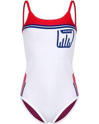 Prada Logo Body - White