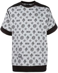 KTZ - Inside Out モノグラム柄 Tシャツ - Lyst