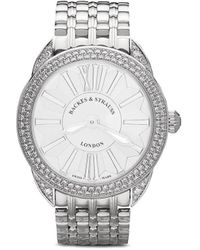 Backes & Strauss The Piccadilly Renaissance Horloge - Wit