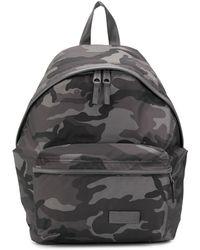 Eastpak Camouflage Print Backpack - Green